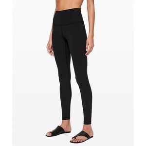 "Lululemon Wunder Under HighRise Tight 28"" Luxtreme"